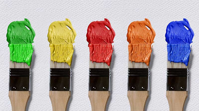 Why You Need to Start Using a Colored Ground on Your Canvas