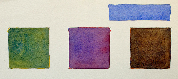 Glazing with Watercolor a How-to Article and Video