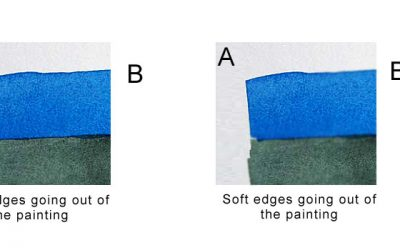 How to Handle the Edges in Your Paintings